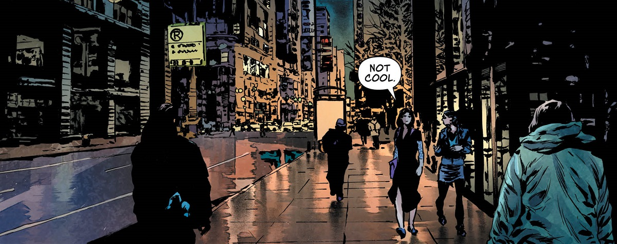 DC ROUND-UP: Lots of Questions in Lois Lane #3 (and that's a good thing)