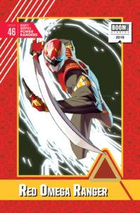 BOOM! Studios December 2019 solicits: Mighty Morphin Power Rangers #46