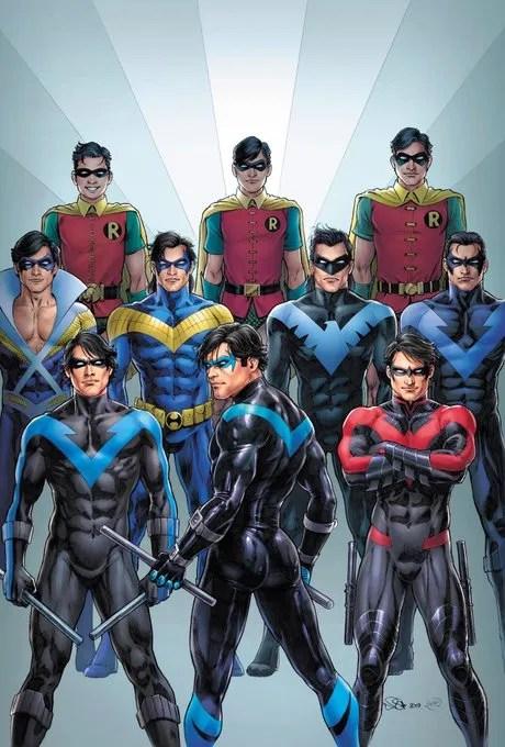 Nightwing's Butt