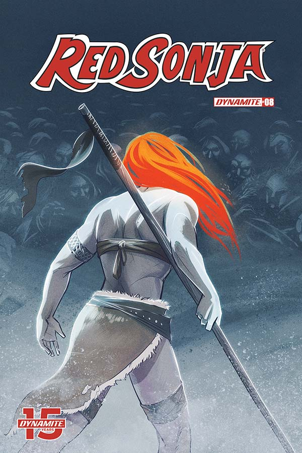 Red Sonja Vol. 5 #8