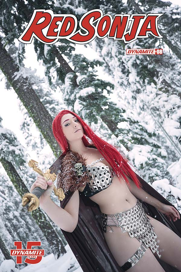 Red Sonja Vol. 5 #8