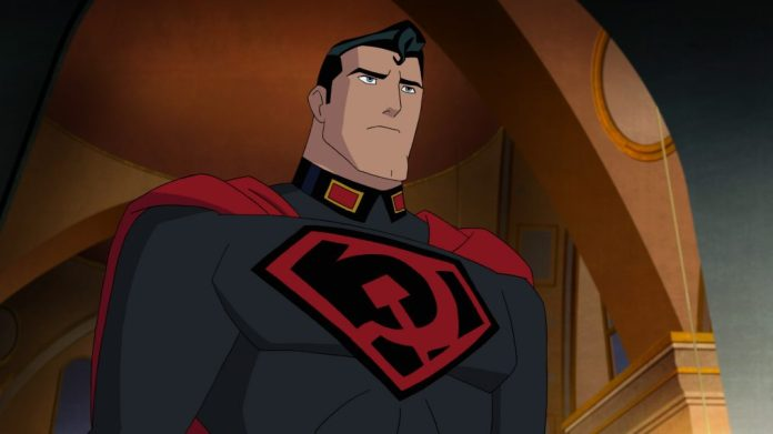 Superman: Red Son animated