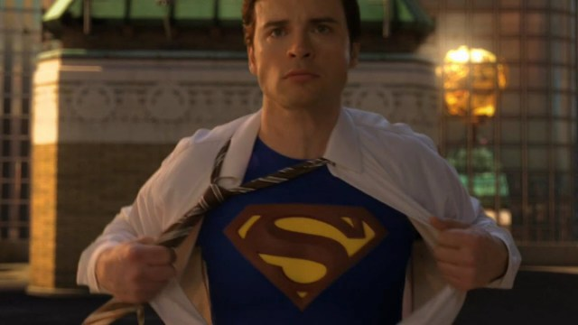Reign of the Supermen: SMALLVILLE's Tom Welling joins CRISIS ON INFINITE EARTHS crossover