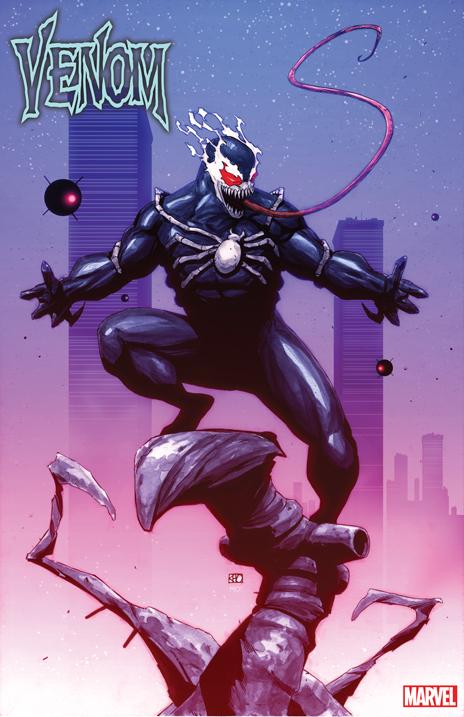 Venom #20 2099 variant