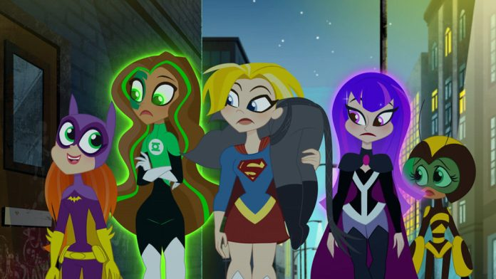 Katana DC Super Hero Girls