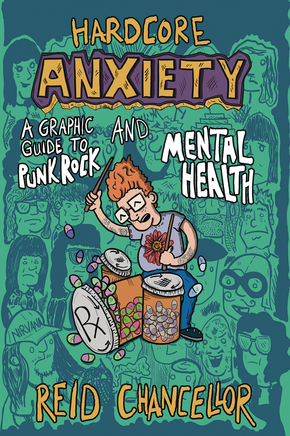 Graphic Novels for Fall 2019: Hardcore Anxiety
