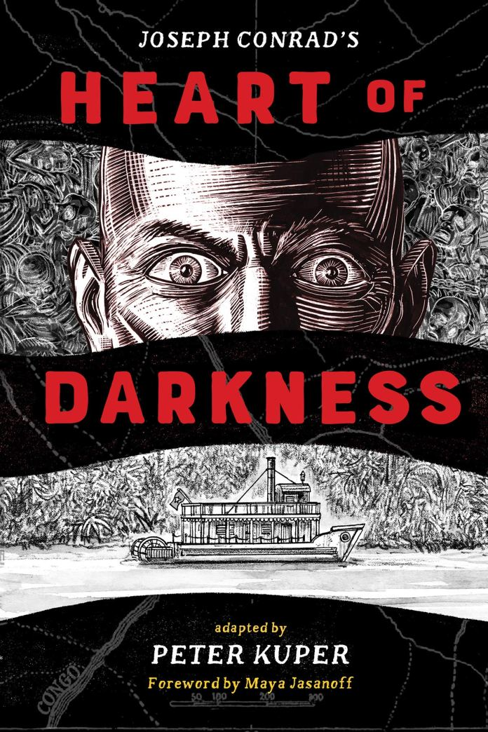 Graphic Novels for Fall 2019: Heart of Darkness