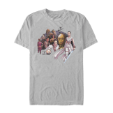 Fifth Son Rise of Skywalker tee