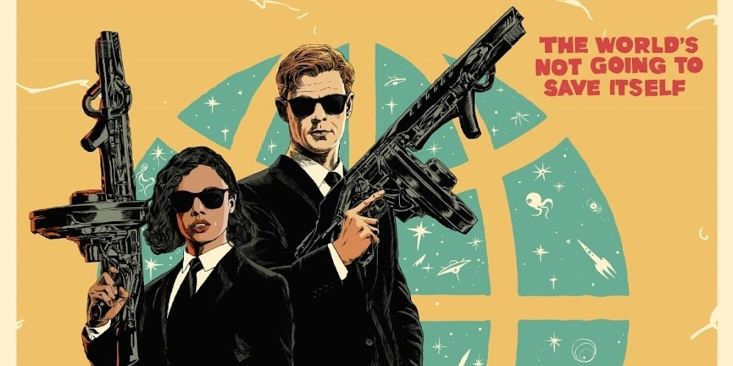 Men In Black Mondo giveaway
