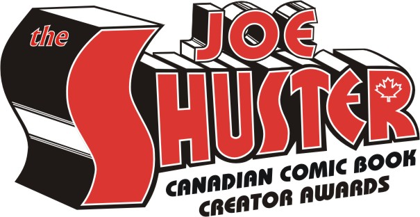 joe shuster awards logo