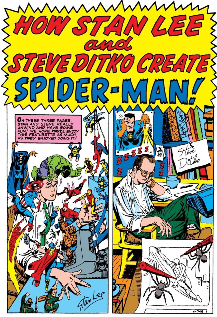 marvel style comics comic