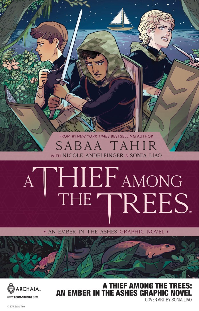A Thief Among the Trees: An Ember In the Ashes OGN