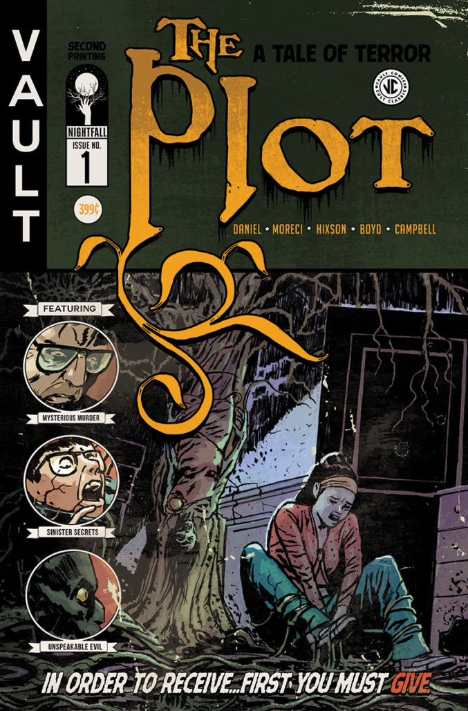 The Plot #1