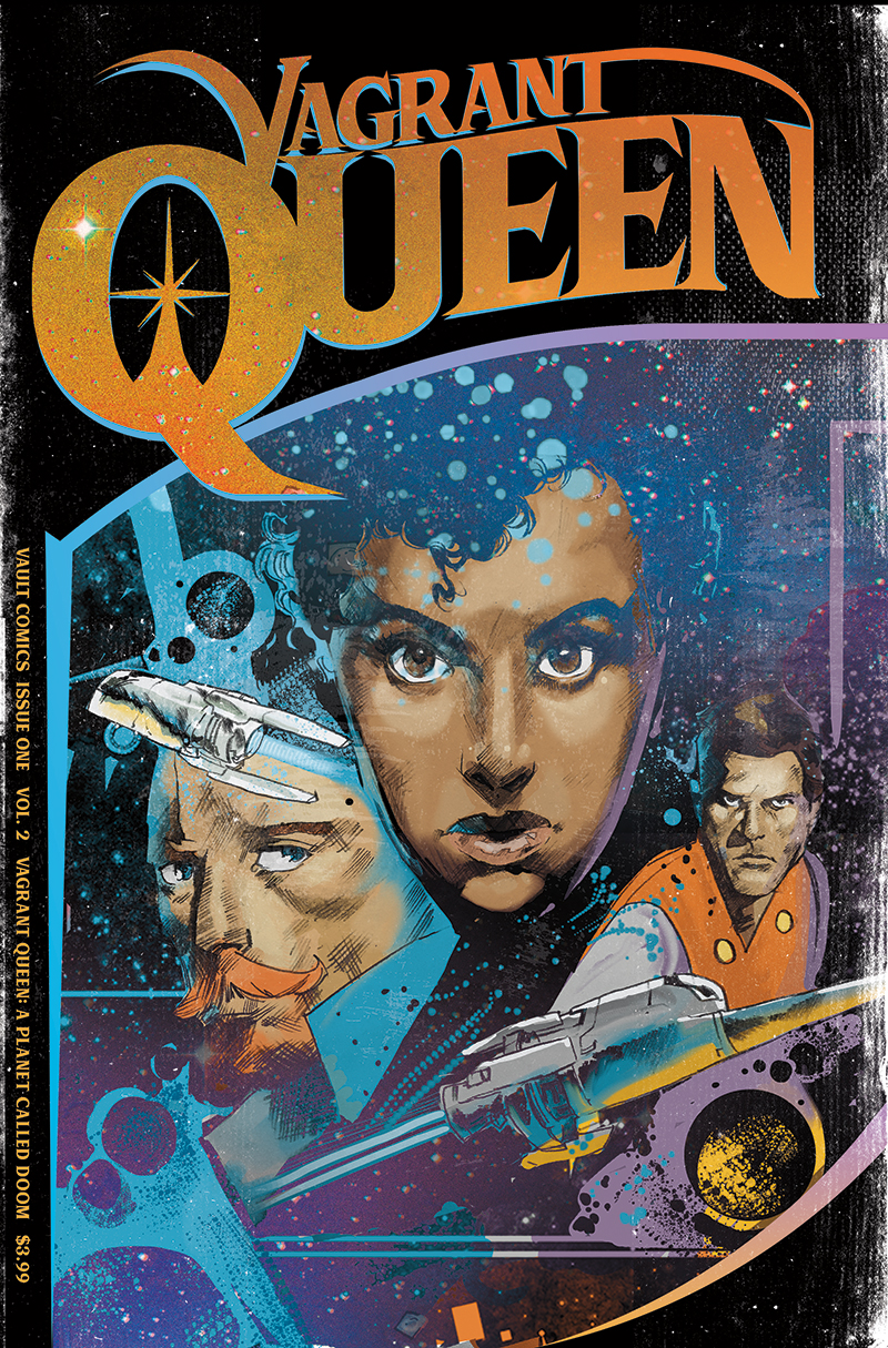Vagrant Queen: A Planet Called Doom #1