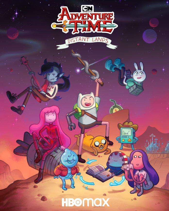 Adventure Time Specials