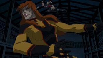 Wonder Woman: Bloodlines clips