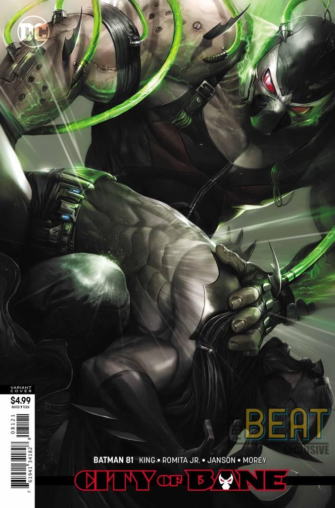 Batman #81 Preview