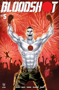 Valiant January 2020 solicits: Bloodshot #5