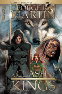 George R. R. Martin's A Clash of Kings #1