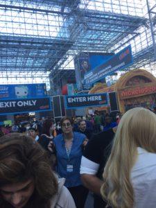 NYCC show floor