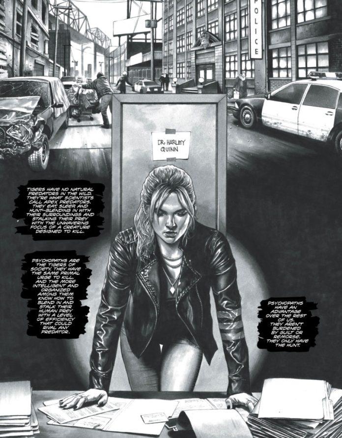 Criminal Sanity Page 1