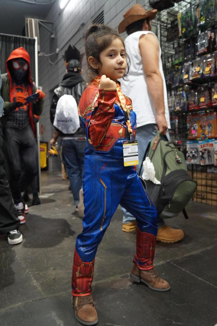 littlest cosplayers nycc