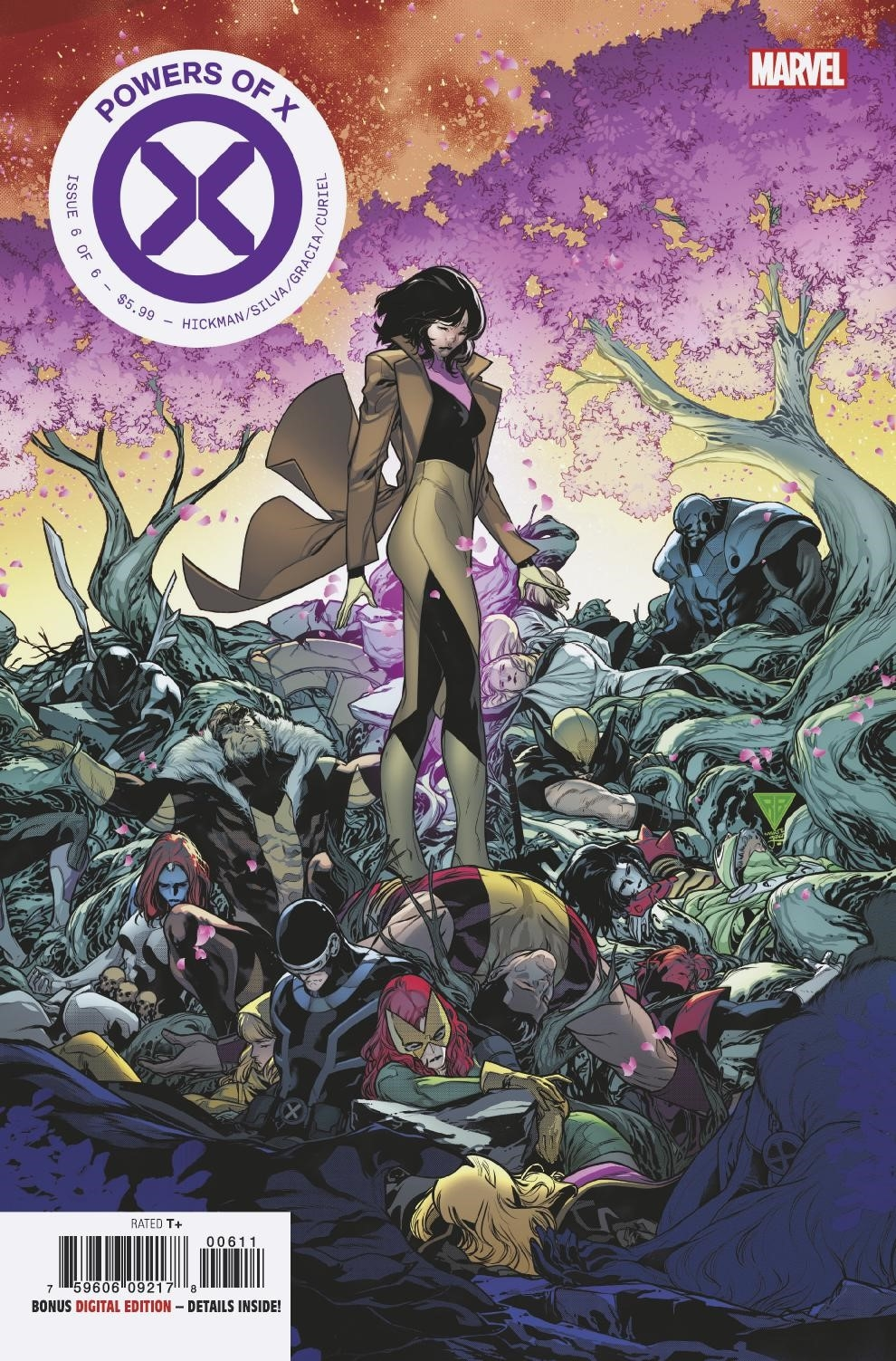 The Marvel Rundown: POWERS OF X #6 concludes Jonathan Hickman's X-Men relaunch