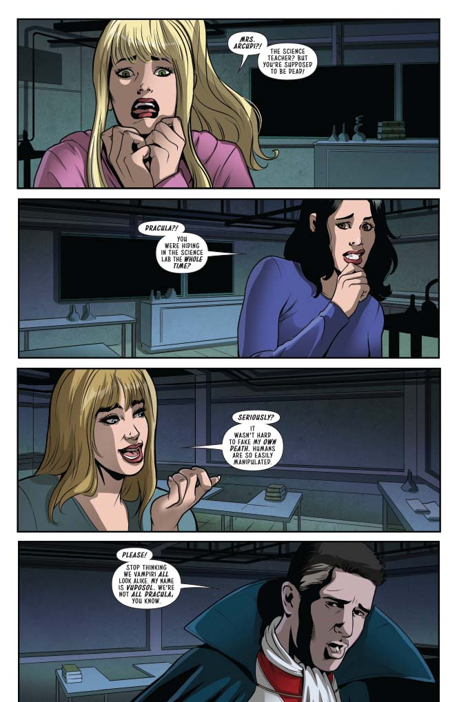 Red Sonja and Vampirella Meet Betty and Veronica #6