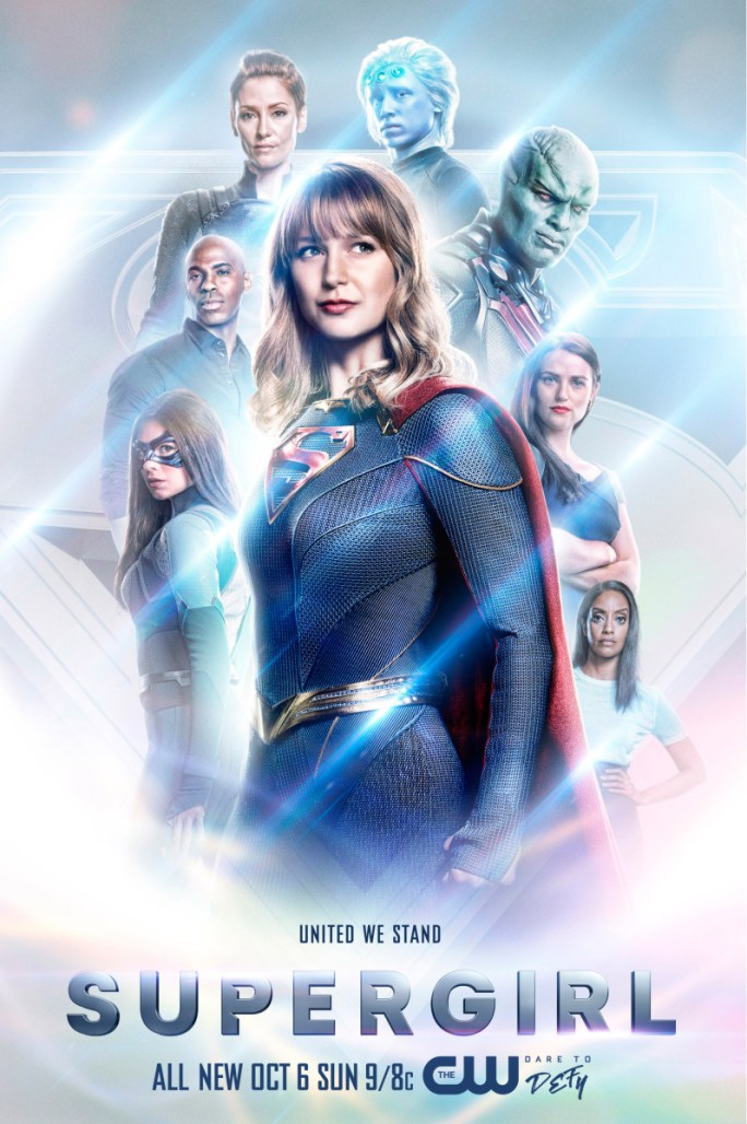 Supergirl Premiere Review