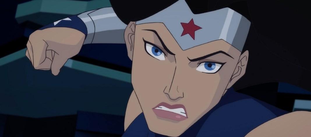 Wonder Woman Bloodlines clip
