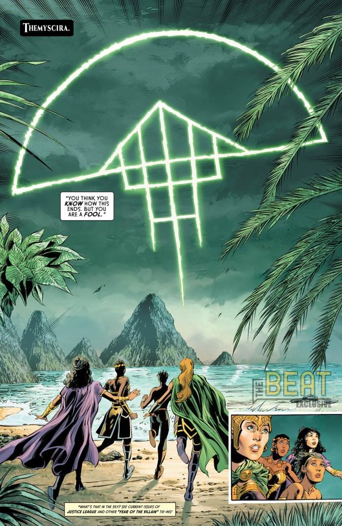 Wonder Woman #81 Preview Interior