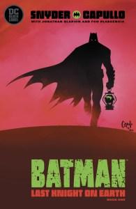 NYCC '19 Interview: Snyder & Capullo talk BATMAN: LAST KNIGHT ON EARTH