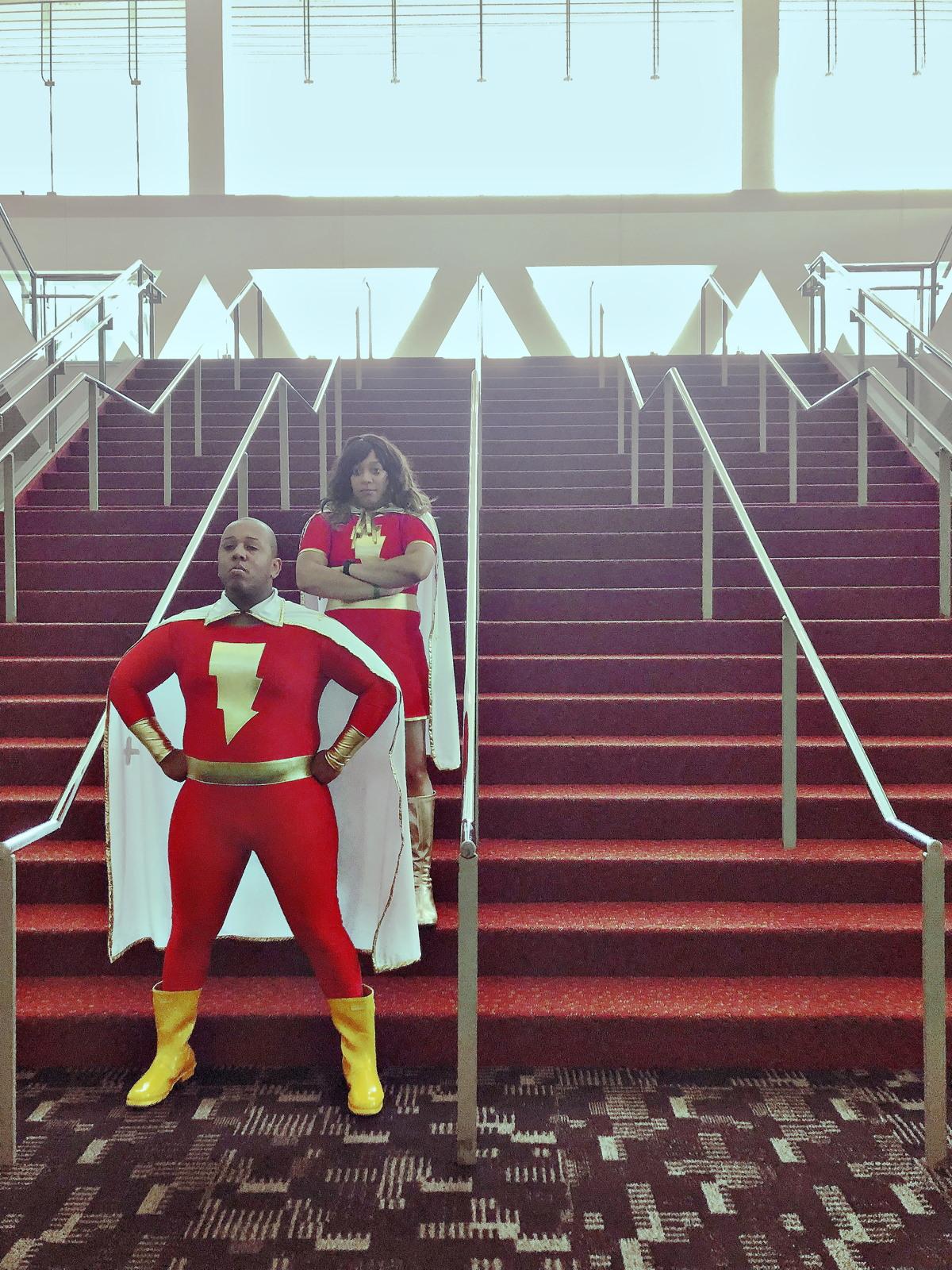 baltimore comic con cosplay