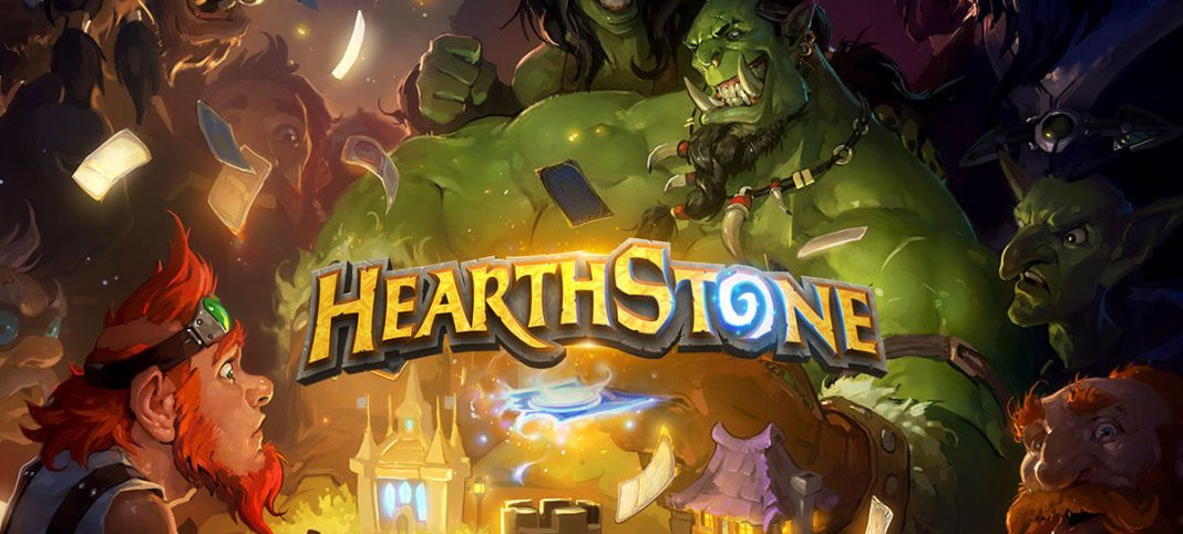 Blizzard bans Hearthstone player