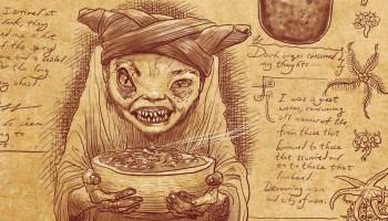 Lovecraft cookbook featured image