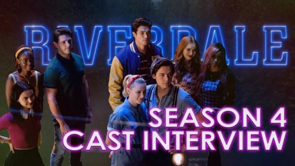 RIVERDALE Season 4 cast reveals big secrets