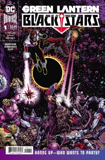 Blackstars #1 cover