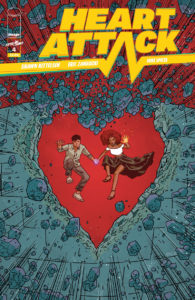 Image February 2020 solicits: Heart Attack #4