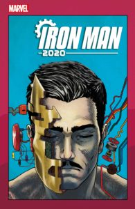 Marvel February 2020 solicits: Iron Man 2020 #2