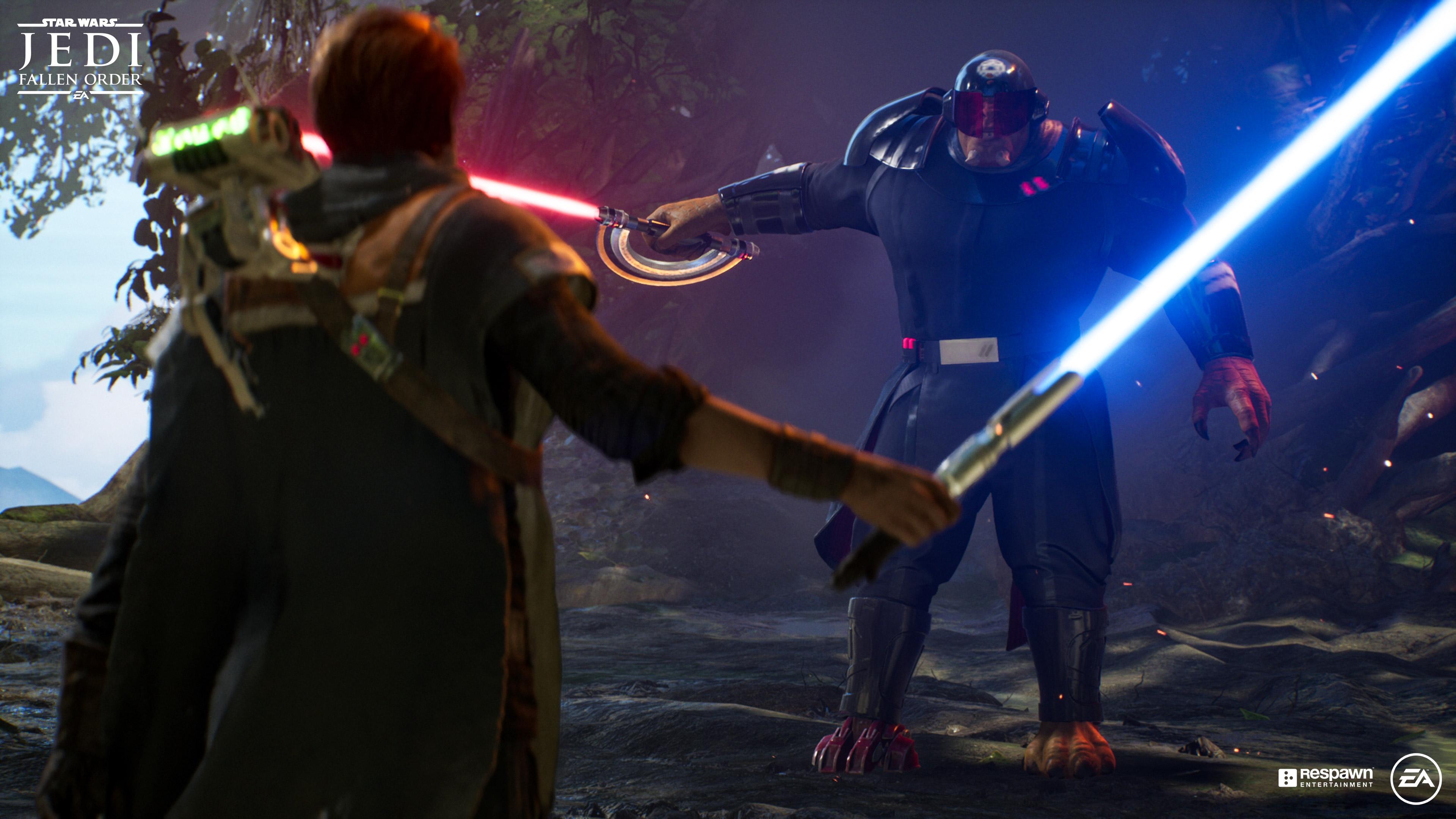 Jedi Fallen Order analysis