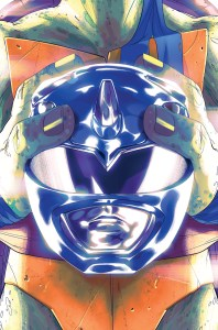 BOOM! Studios February 2020 solicits: Mighty Morphin Power Rangers/TMNT #3
