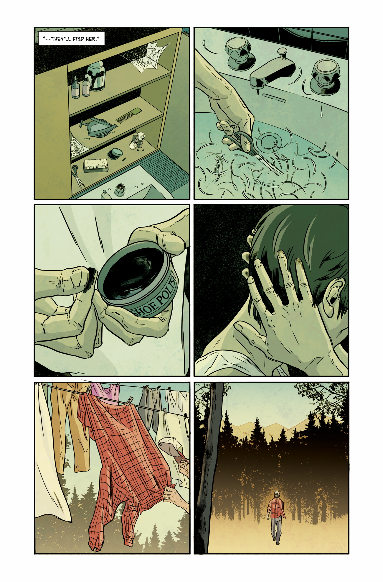 Ruby Falls #2 preview