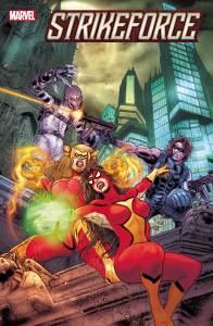Marvel February 2020 solicits: Strikeforce #6