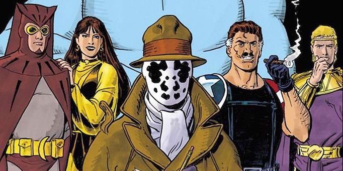 tom king comics watchmen
