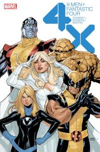 X-Men/Fantastic Four #2