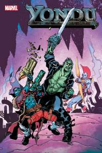 Marvel February 2020 solicits: Yondu #5