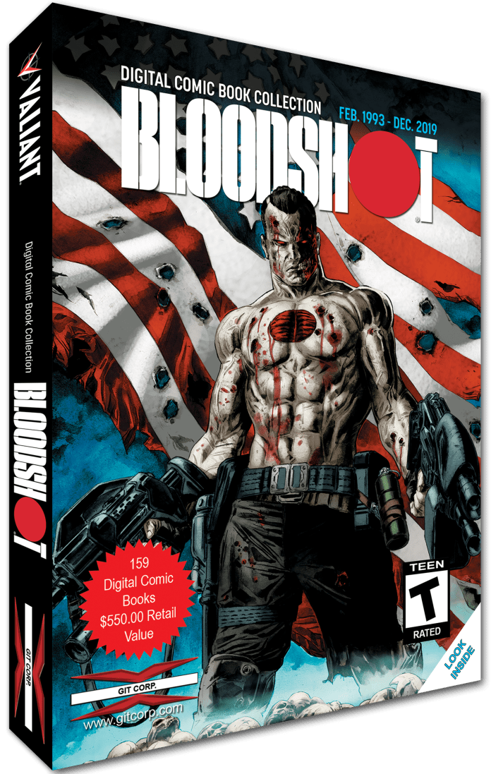 Bloodshot digital collection