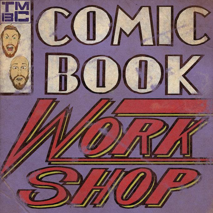 podcasts making comics workshop