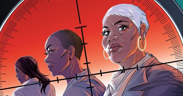 Review: TKO Comics' THE BANKS is a heist story that puts characters first