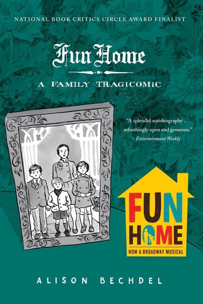 50 queer comics: Fun Home